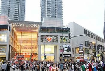 pavillion shopping kl